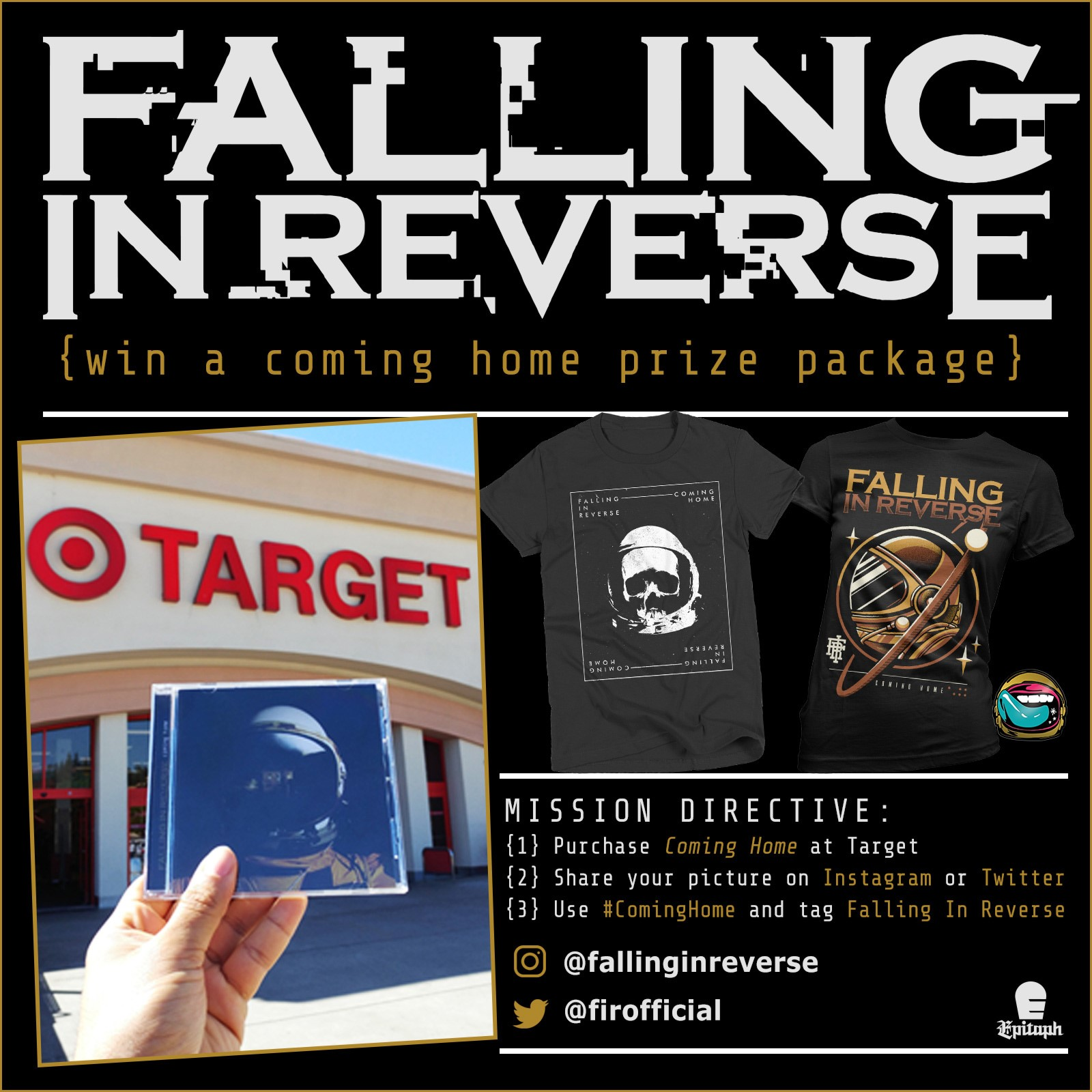 Falling In Reverse Coming Home